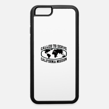 Lds Missionary California Mission - LDS Mission CTSW - iPhone 6 Case