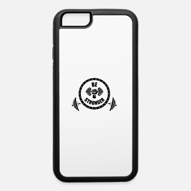 Liftingweights. Weights. Bodybuilding. Workout - iPhone 6 Case