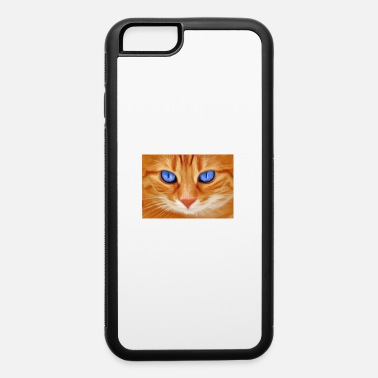 Blue Blue Eye Cat - iPhone 6 Case