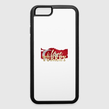 Geographic Astonishing Turkey - iPhone 6/6s Rubber Case