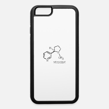 Nicotine Nicotine Molecule - iPhone 6 Case