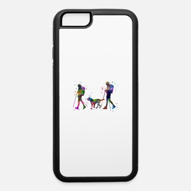 Couple Traveling as a couple, couple, couple traveling - iPhone 6 Case