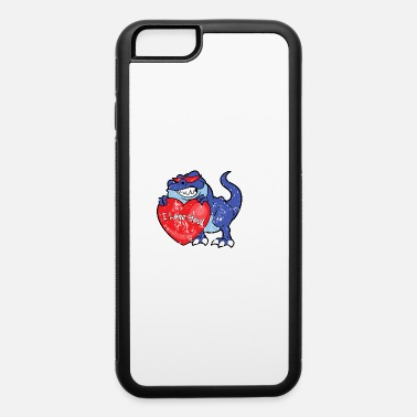 Wife Retro Vintage Grunge Style Valentine's Day - iPhone 6/6s Rubber Case