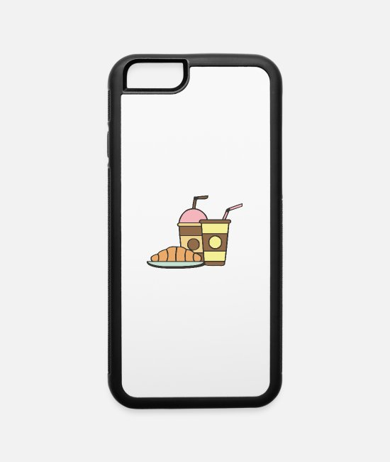 Drink Team iPhone Cases - Food And Drink - iPhone 6 Case white/black