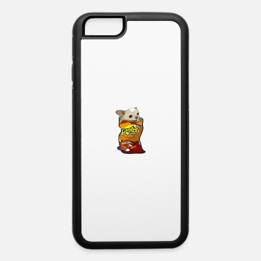 Hot Dog in cheetos bag - iPhone 6 Case