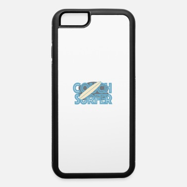 Record Champion Couch Surfer - iPhone 6 Case