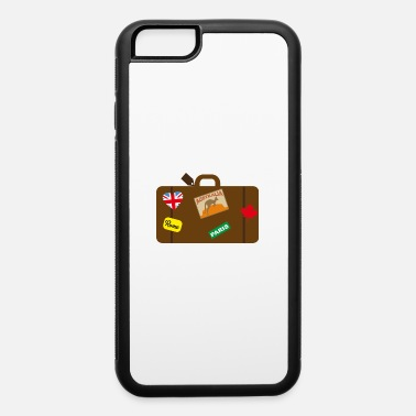 Suitcase suitcase - iPhone 6 Case
