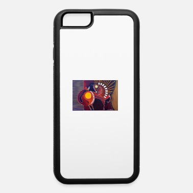 Mestizo Horse with lines - iPhone 6 Case