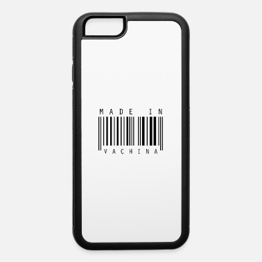 China Barcode Made in Vachina - iPhone 6 Case