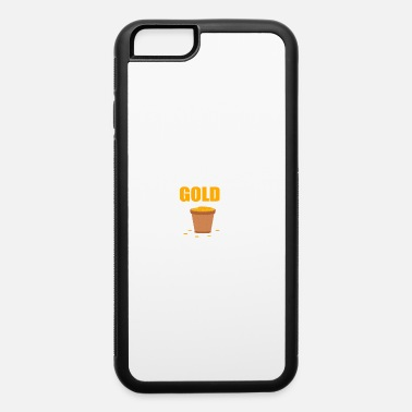 Gold GOLD - iPhone 6 Case