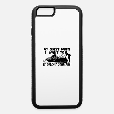 The Strokes Sled Doesn't Complain - iPhone 6 Case