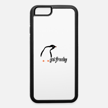 Freaky freaky penguin - iPhone 6 Case
