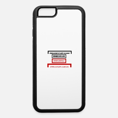Forwards is not Always Straight Ahead - iPhone 6 Case
