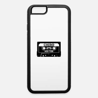 Chiropractic Mixer Mix Tape - iPhone 6/6s Rubber Case
