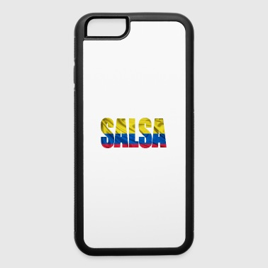 #SalsaColombia - iPhone 6/6s Rubber Case