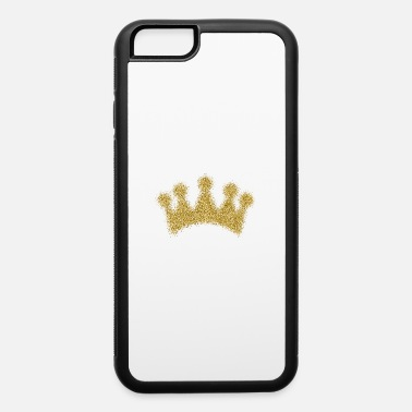 Corona VIP royal gold crown king logo cool vector image - iPhone 6 Case