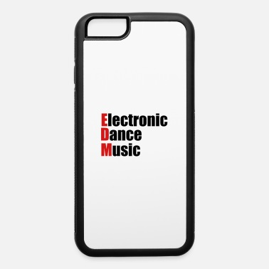 EDM rave logo - iPhone 6 Case