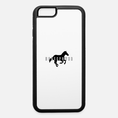 Horsepower horsepower - iPhone 6 Case