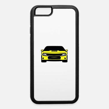 Hp Dodge Charger srt hellcat - iPhone 6 Case