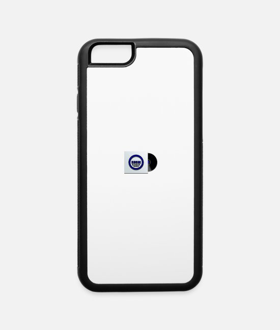 Cd iPhone Cases - cd - iPhone 6 Case white/black