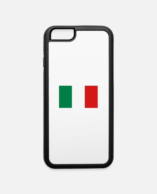 Tijuana iPhone Cases - National Flag Of Mexico - iPhone 6 Case white/black