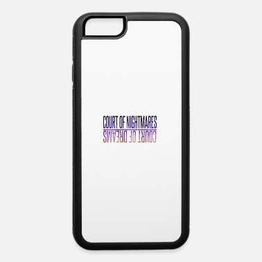 Court court of nightmares - iPhone 6 Case