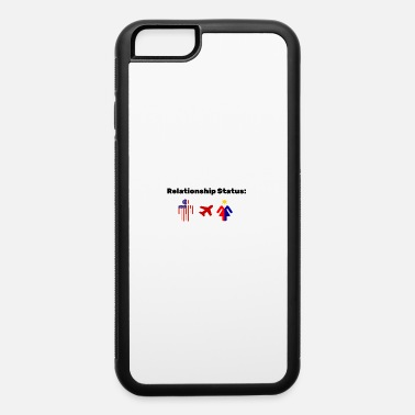 Relationship Relationship Status: Long Distance Relationship - iPhone 6/6s Rubber Case
