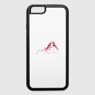 Love lovely Heart Gift Idea Design art Exclusive - iPhone 6/6s Rubber Case