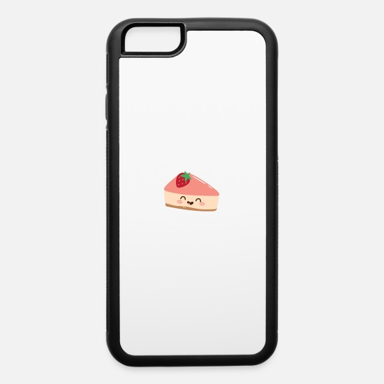 Dialect iPhone Cases - YUM - iPhone 6 Case white/black