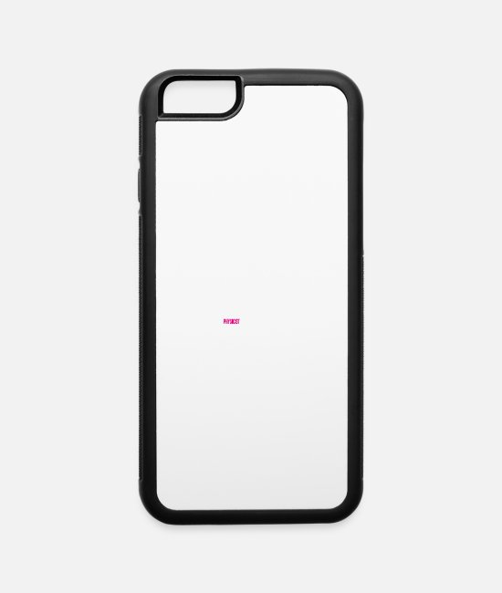 Industry iPhone Cases - Physicist enjoy the job gift - iPhone 6 Case white/black