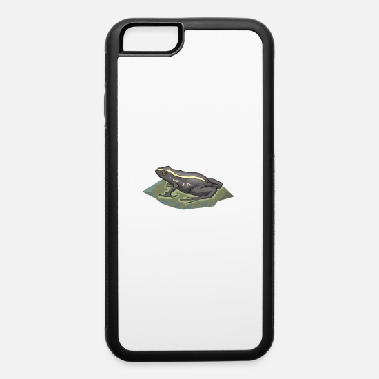Pond iPhone Cases - frog - iPhone 6 Case white/black