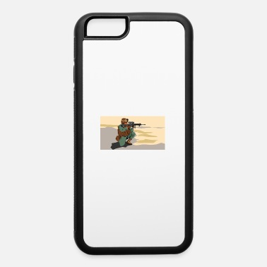 Marine marine - iPhone 6/6s Rubber Case