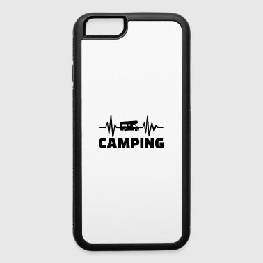 camping grande - iPhone 6/6s Rubber Case