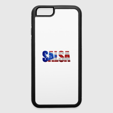 #SalsaPuertoRico - iPhone 6/6s Rubber Case