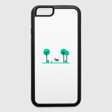 Meadow summer meadow - iPhone 6/6s Rubber Case