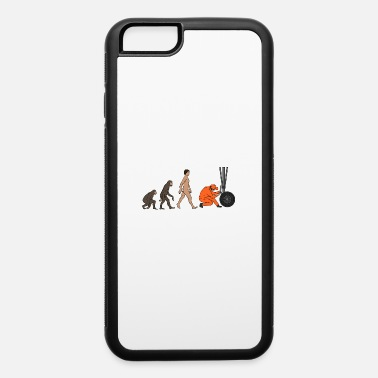 Aviation Aircraft Mechanic Evolution Technician Gift - iPhone 6 Case