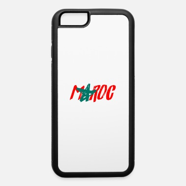 Abstract T-shirt Maroc - iPhone 6 Case