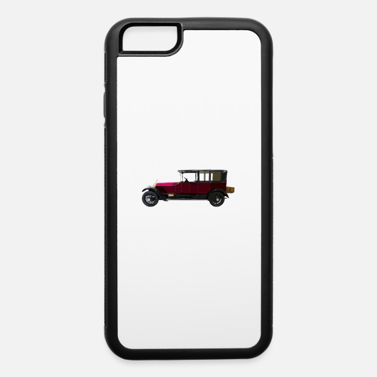 Old Fashioned iPhone Cases - Oldtimer Old - iPhone 6 Case white/black