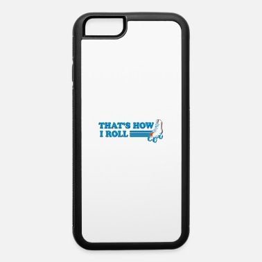 Roller Sports Roller Skate - iPhone 6 Case