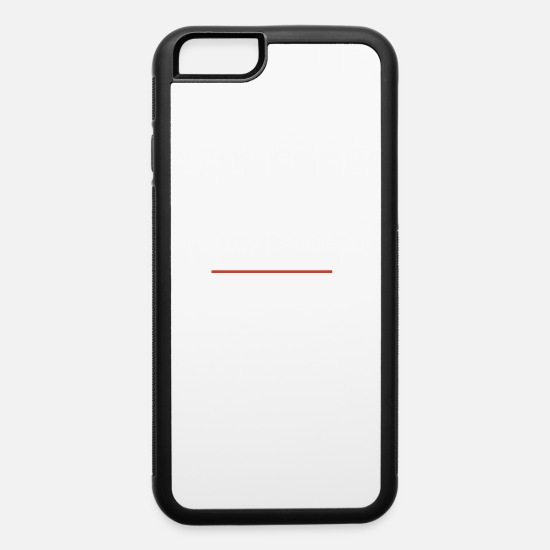 Systema iPhone Cases - Cnctema Systema Russian - iPhone 6 Case white/black