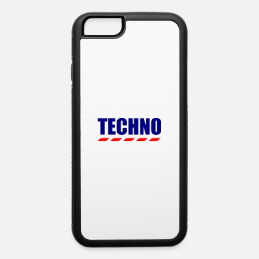 Bass techno 2 - iPhone 6 Case