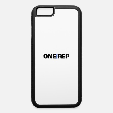 Squat One more Rep - Bodybuilding - Muscle - Bodybuilder - iPhone 6 Case