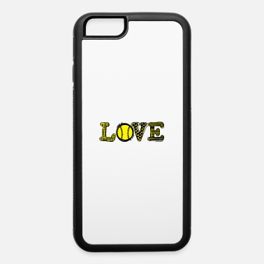Steal Baseball Love Doodle Welded - iPhone 6 Case