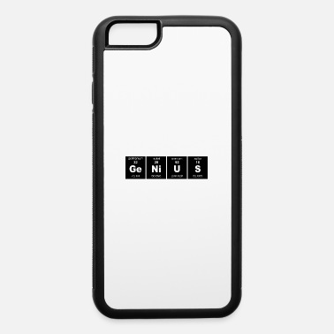 Periodic periodic genius - iPhone 6 Case