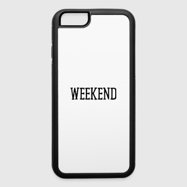weekend 2 - iPhone 6/6s Rubber Case