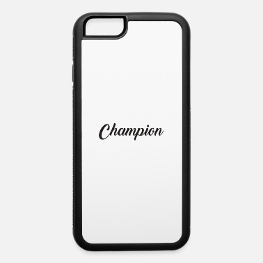 Champion Champion - iPhone 6/6s Rubber Case