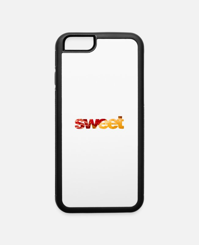 Red iPhone Cases - Sweet - iPhone 6 Case white/black