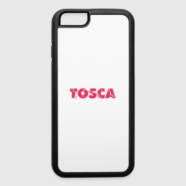 Tosca Color Pink - iPhone 6/6s Rubber Case