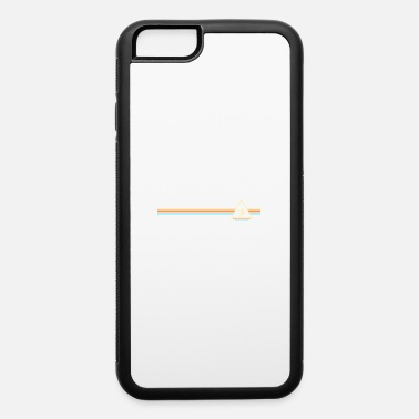 Water Sports Kitesurfer - iPhone 6/6s Rubber Case