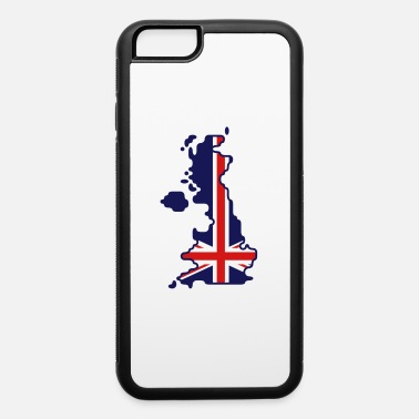 Bremojis Bremojis UK map - iPhone 6 Case